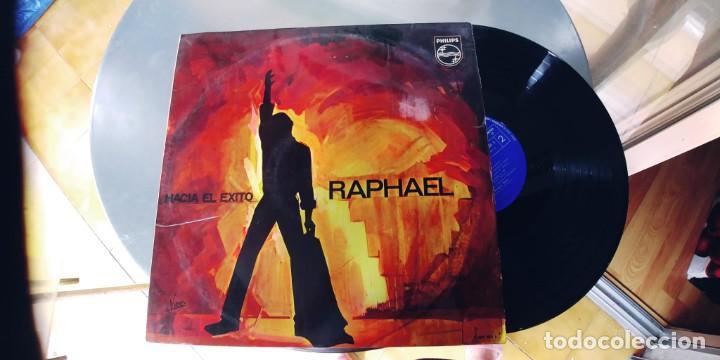 RAPHAEL-LP HACIA EL EXITO-ESPAÑOL 1967 (Música - Discos - LP Vinilo - Solistas Españoles de los 50 y 60)