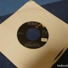 Discos de vinilo: BOXX129 SINGLE 7 PULGADAS USA ACEPTABLE THE ISLEY BROTHERS SHOUT 1 Y 2. Lote 287814823