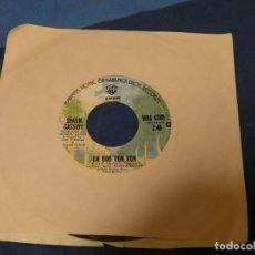 Discos de vinilo: BOXX129 SINGLE 7 PULGADAS USA ACEPTABLE SHAUN CASSIDY DA DOO RON RON. Lote 287814833