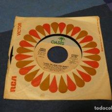 Discos de vinilo: BOXX129 SINGLE 7 PULGADAS USA DONNA SUMMER LOVE TO LOVE YOU BABY BUEN ESTADO. Lote 287814928