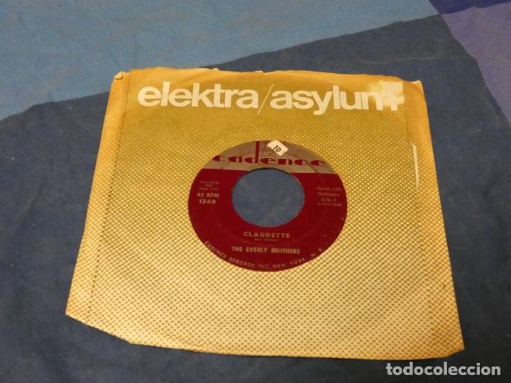 BOXX129 SINGLE 7 PULGADAS USA THE EVERLY BROTHERS ALL I HAVE TO DO IS TO DREAM (Música - Discos - LP Vinilo - Pop - Rock - Internacional de los 70)