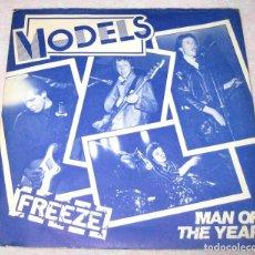 Discos de vinilo: MODELS - FREEZE - STEP FORWARD 1977 - UK - EX!!!. Lote 287817433