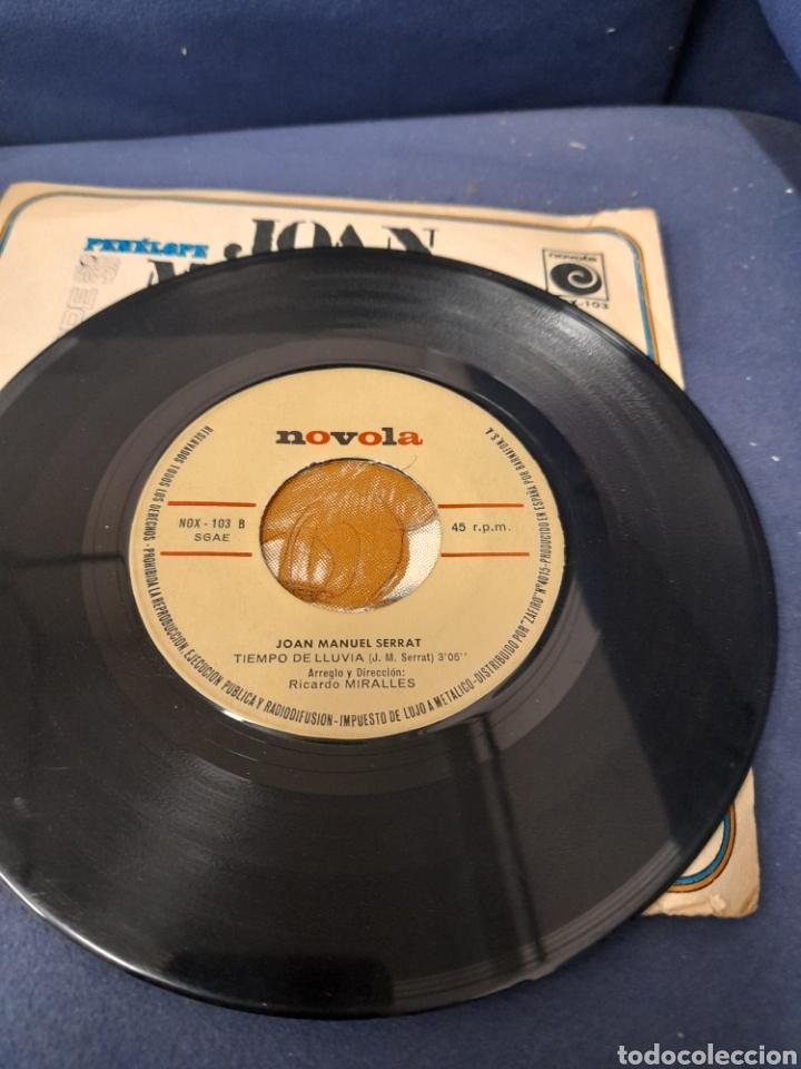 Discos de vinilo: 2 antiguos vinilos de Serrat - Foto 3 - 287817588