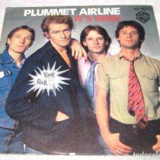 Discos de vinilo: PLUMMET AIRLINES - IT´S HARD - WB 1977 - SPAIN. Lote 287818278
