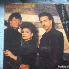 Disques de vinyle: LISA LISA AND CULT JAM,SPANISH FLY EDICION ESPAÑOLA DEL 87 + REGALO DE SINGLE MIX VER FOTO ADICIONAL. Lote 287823453