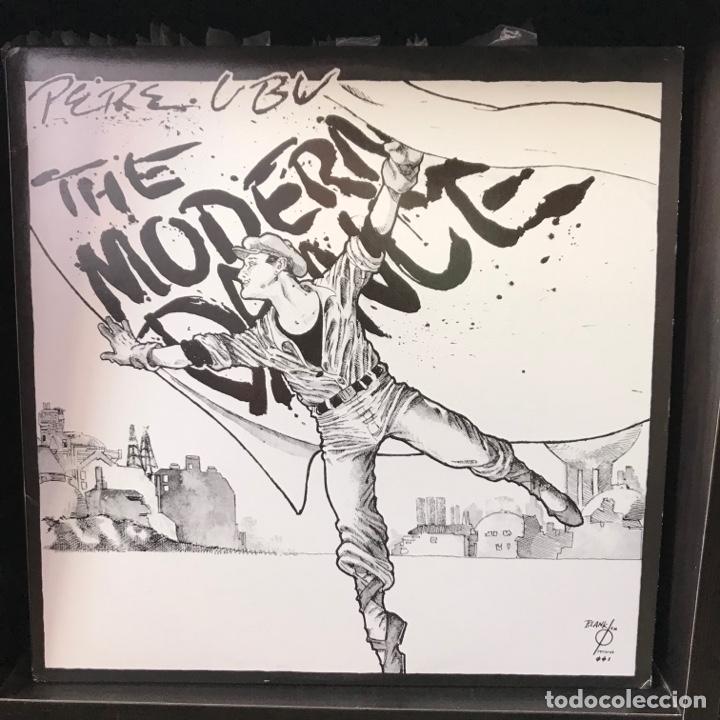 PERE UBU – THE MODERN DANCE US (Música - Discos - LP Vinilo - Punk - Hard Core)