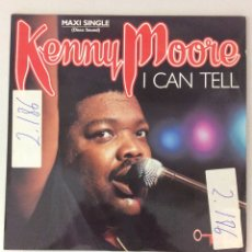Discos de vinilo: KENNY MOORE. I CAN TELL. Lote 287826498
