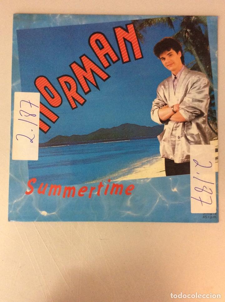 NORMAN. SUMMERTIME. (Música - Discos de Vinilo - Maxi Singles - Otros estilos)