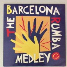 Discos de vinilo: THE BARCELONA RUMBA MEDLEY. Lote 287827883