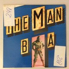 Discos de vinilo: THE MAN. B A. Lote 287834368