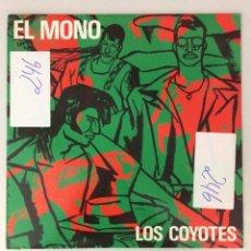 Discos de vinilo: EL MONO. LOS COYOTES.. Lote 287836138