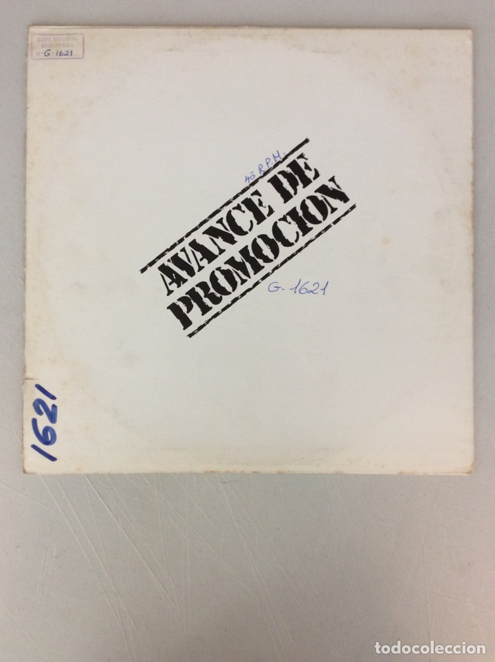 Discos de vinilo: La pequeña compañía. El final de la juerga. Avance de promoción. - Foto 2 - 287836478