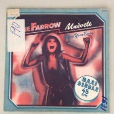 Discos de vinilo: GENE FARROW. MUÉVETE. MOVE YOUR BODY.. Lote 287838028