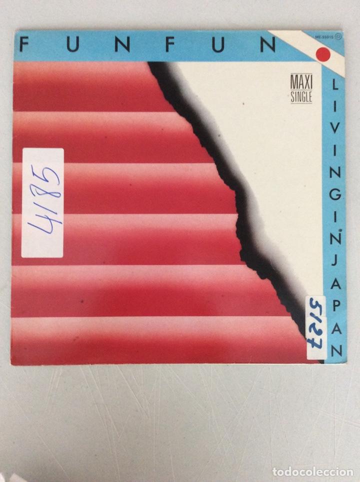 FNFUN. LIVING IN JAPAN. (Música - Discos de Vinilo - Maxi Singles - Otros estilos)