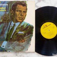 Discos de vinilo: FRANK SINATRA, SEPTEMBER OF MY YEARS. LP UK. Lote 287838978
