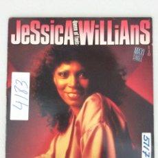 Discos de vinilo: JESSICA WILLIANS. QUEEN OF FOOLS.. Lote 287839933