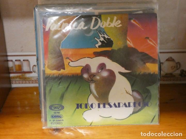 CAJSING19 DISCO 7 PULGADAS BUEN ESTADO GENERAL VAINICA DOBLE TODO DESAPARECIO 1977 (Música - Discos - LP Vinilo - Pop - Rock - Internacional de los 70)