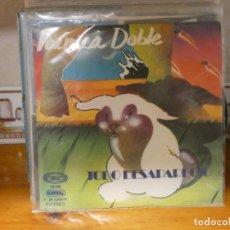 Discos de vinilo: CAJSING19 DISCO 7 PULGADAS BUEN ESTADO GENERAL VAINICA DOBLE TODO DESAPARECIO 1977. Lote 287840623