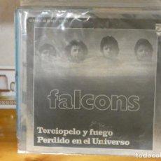 Discos de vinilo: CAJSING19 DISCO 7 PULGADAS BUEN ESTADO GENERAL FALCONS PERDIDO EN EL UNIVERSO FUNK CAÑI LEGENDARIO. Lote 287840823