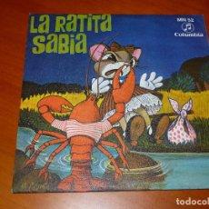 Discos de vinilo: SINGLE,CUENTOS INFANTILES.. Lote 287841738