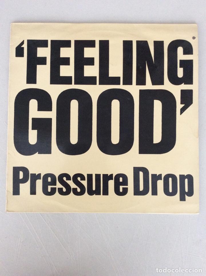 FEELING GOOD. PRESSURE DROP (Música - Discos de Vinilo - Maxi Singles - Otros estilos)