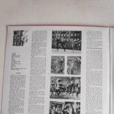 Discos de vinilo: VINILO ALBUM HOLANDA - WEST SIDE STORY. Lote 287843283