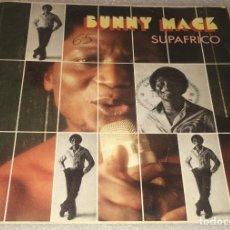 Discos de vinilo: SINGLE BUNNY MACK - SUPAFRICO - SILVER SPOON - CBS CBS.A2171 -PEDIDO MINIMO 7€. Lote 287843753