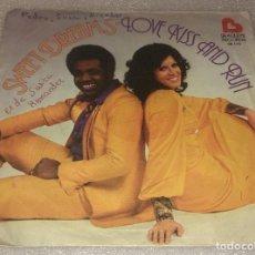 Discos de vinilo: SINGLE SWEET DREAMS - LOVE KISS AND RUN - I'M SO GLAD I'VE GOTCHA - BRADLEYS -PEDIDO MINIMO 7€. Lote 287844998