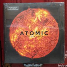 Discos de vinilo: MOGWAI–ATOMIC . BSO. DOBLE LP VINILO PRECINTADO. Lote 287845053