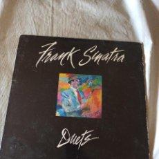 Discos de vinilo: FRANK SINATRA / DUETS. Lote 287852188