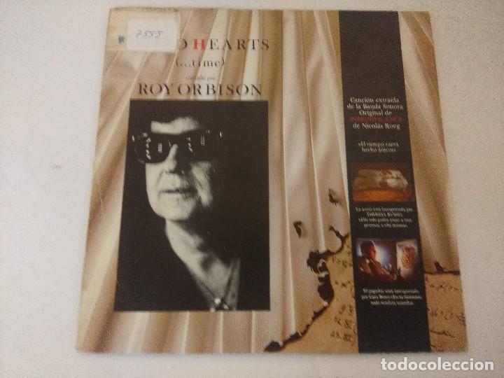 SINGLE/ROY ORBISON/WILD HEARTS/PROMOCIONAL. (Música - Discos - Singles Vinilo - Jazz, Jazz-Rock, Blues y R&B)