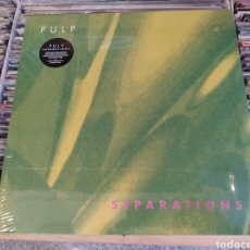 Discos de vinilo: PULP–SEPARATIONS. LP VINILO PRECINTADO.. Lote 287855108