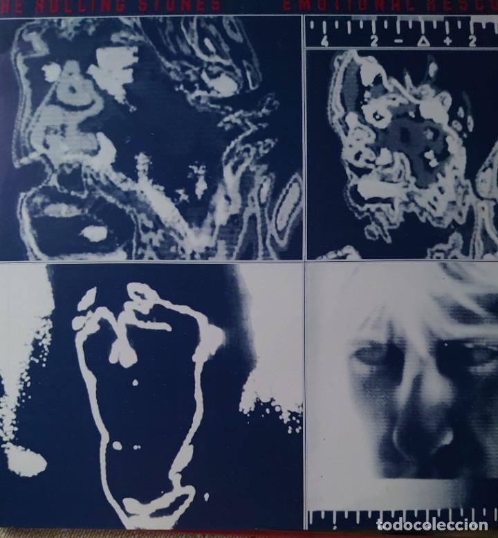 THE ROLLING STONES LP SELLO EMI-ODEON EDITADO EN ESPAÑA AÑO 1980 CON PÓSTER... (Música - Discos - LP Vinilo - Pop - Rock - Internacional de los 70)