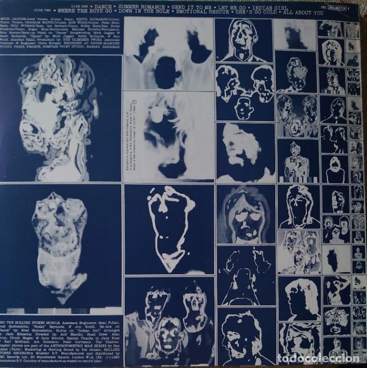 Discos de vinilo: The Rolling Stones Lp sello Emi-Odeon editado en España año 1980 con póster... - Foto 2 - 287856403