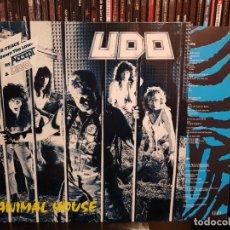 Discos de vinilo: U.D.O. - ANIMAL HOUSE. Lote 287883703
