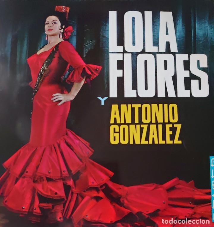 LOLA FLORES LP SELLO BELTER EDITADO EN ESPAÑA AÑO 1967...ORIGINAL DE EPOCA (Música - Discos - LP Vinilo - Flamenco, Canción española y Cuplé)