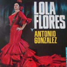 Discos de vinilo: LOLA FLORES LP SELLO BELTER EDITADO EN ESPAÑA AÑO 1967...ORIGINAL DE EPOCA. Lote 287883973