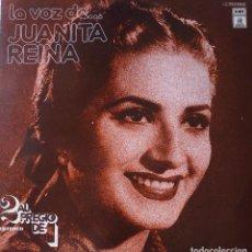 Discos de vinilo: JUANITA REINA LP DOBLE 2 DISCOS SELLO EMI-ODEON EDITADO EN ESPAÑA AÑO 1976.... Lote 287884333