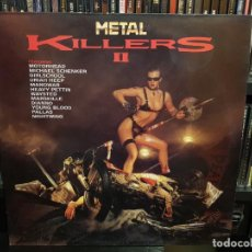 Discos de vinilo: METAL KILLERS II. Lote 287885358