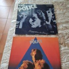 Discos de vinilo: 2 DISCOS DE VINILO DE POLICE. Lote 287886593