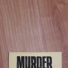 Discos de vinilo: MURDER IN THE BARN. AL SUR DE LA CARRETERA DE MANACOR. Lote 287888663