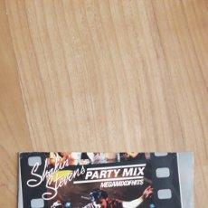 Discos de vinilo: SHAKIN STEVENS. PARTY MIX. MEGAMIXOFHITS. Lote 287889038
