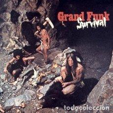 Discos de vinilo: GRAND FUNK RAILROAD – SURVIVAL -LP / SPAIN-. Lote 287895153