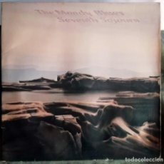 Discos de vinilo: THE MOODY BLUES – SEVENTH SOJOURN LP, GATEFOLD FRANCE 1972 INCL. ENCARTE. Lote 287897668