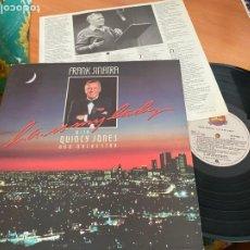 Discos de vinilo: FRANK SINATRA (L.A. IS MAY LADY) LP 1984 GAT. ESPAÑA (B-33). Lote 287897828