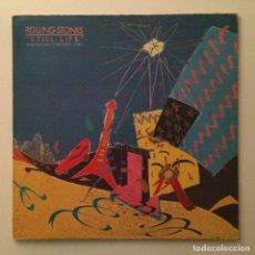 Discos de vinilo: THE ROLLING STONES – STILL LIFE (AMERICAN CONCERT 1981), USA 1982 ROLLING STONES RECORDS. Lote 287898828