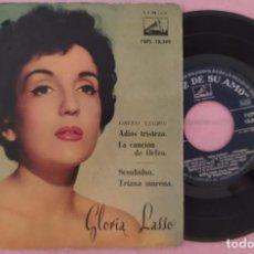"Discos de vinilo: 7"" GLORIA LASSO - Nº 12 - LVDSA 7EPL 13.349 - SPAIN PRESS - EP 50'S (EX/EX). Lote 287904853"