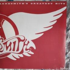 Discos de vinilo: ÁLBUM LP DISCO VINILO AEROSMITH GREATEST HITS NUEVO. Lote 287908188