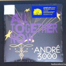 Discos de vinilo: ANDRE 3000 - ALL TOGETHER NOW - SINGLE 2017 RSD - ARISTA (NUEVO / PRECINTADO). Lote 287908418