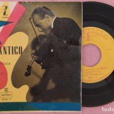 """Discos de vinilo: 7"""" LOUIS ANTICO - LAZARELLA +3 - MONTILLA EPFM 77 - SPAIN PRESS - EP (VG+/VG++). Lote 287910068"""